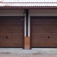 Bramy garażowe Kraków  - Bramy segmentowe