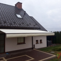 Markizy Kraków - Markizy w półkasecie