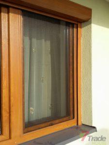 Moskitiery okienne ramka