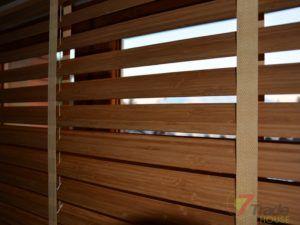 żaluzje bambusowe lamelki